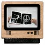 icoon peace boekje