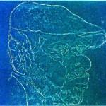 42 Havenarbeider blauw
