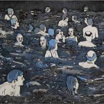 51 Zwemmen in het donker