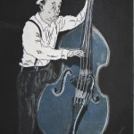 74 Bassist Albert Cuyp