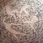 79 De dans naar Matisse met gedicht van Rick de Leeuw