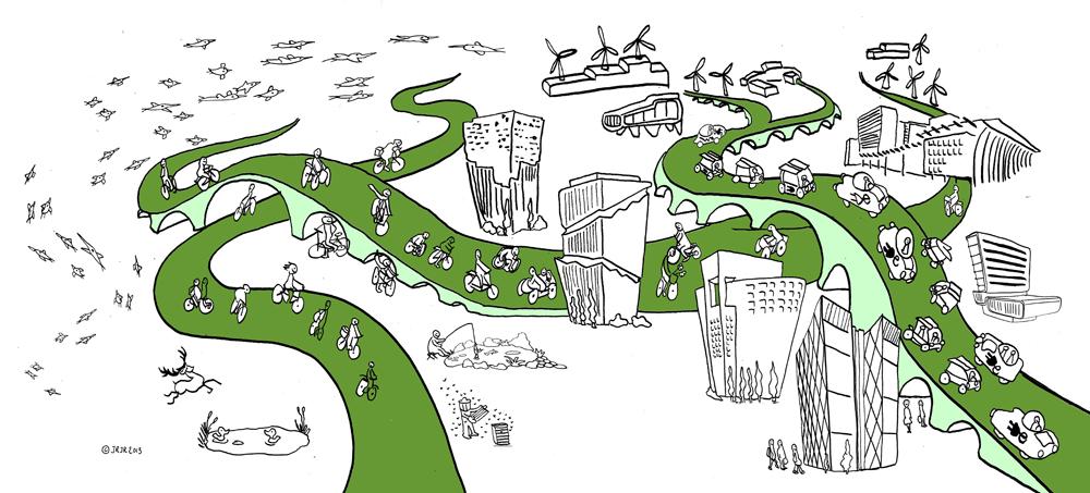 Duurzaamheidsverslag Zuidas